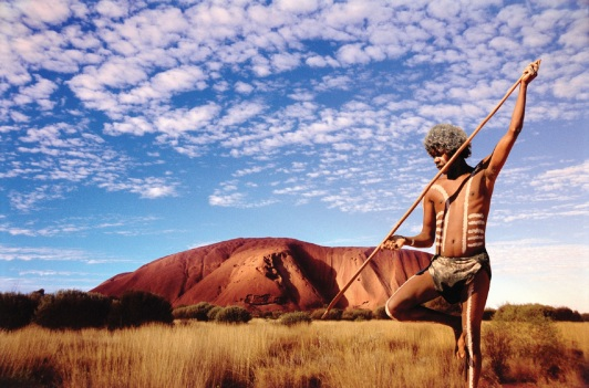 Uluru-ayers-Rock Indigenous Australia