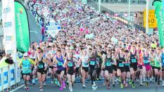 Brisbane marathon