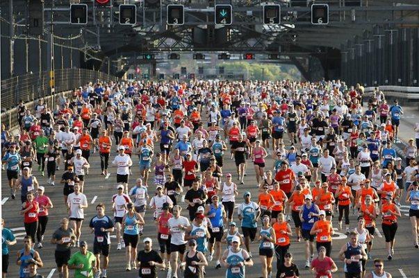 Sydney Marathon Festival courtesy weekendnotes au